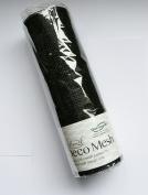 Eleganza No.20 Deco Mesh, Black, 25 cm x 9.1 m