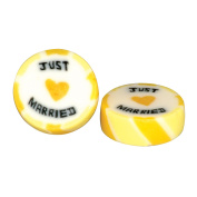 "Neviti ""Just Married"" Rock, Gold"