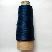 Viscose Rayon Art Silk Thread Yarn - 275+ Yards - Embroidery Crochet Knitting Lace Jewellery Trim