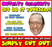 DIY - Do It Yourself Face Mask - Frank Butcher Celebrity Face Mask