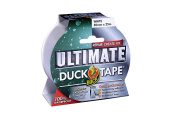 Duck Ultimate Cloth Tape, White - 50 mm x 25 m