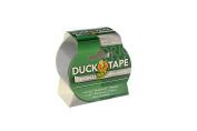 Duck Original Cloth Tape, Silver - 50 mm x 10 m