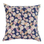 Indexp Floral Pattern Printing Festival Throw Cushion Cover Sofa Home Decoration Pillow case