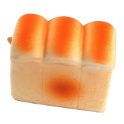 Jumbo Slow Rising Squishy Scented Toast Bread Delicious Food Wrist Pillow Reduce Pressure Kids Boys Girls Toy