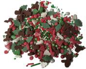 Scrumptious Sprinkles Christmas Sprinkletti Jingletti Mix 100g