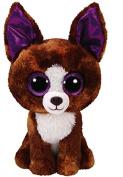 Ty 15cm Dexter the Chihuahua Beanie Boos Plush Stuffed Animal w/ Ty Heart Tags