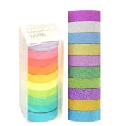 20 Rolls Decorative Washi Masking Tape,Stickers for scrapbooking