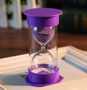 JIANGU,Hourglass, creative student safety hourglass, 30 minutes, timer, toy, gift