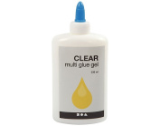 236ml Clear Multi Glue Gel for Crafts | Craft Adhesives