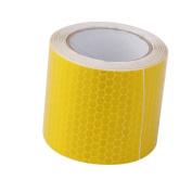 Jellbaby 5cm * 3m back crystal crystal lattice reflective film reflective tape reflective warning tape