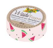 Folia 26069 Washi Tape, Melon, 10 M x 15 mm