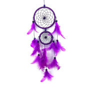 Hanging Decoration, Xinantime Dream Catcher Feather Bead Hanging Decoration Ornament