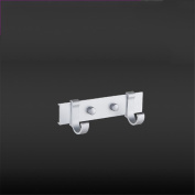 xiuxiandianju Kitchen Furniture Towel BarTowel Racks Rails Stands Coat Racks Rings Bedding & Linens Kitchen Space aluminium hook up kitchen wall Hanging , 5005-2 hook