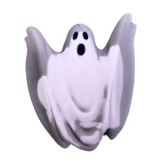 Exquisite Fun Ghost Skull Slow Rising Squishies Jumbo Mingfa Stress Reliever Squeeze Toy Soft Decompression Toys 10CM