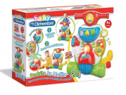 2-in-1 Baby Activity Walker bilingual - Engllish and Spanish