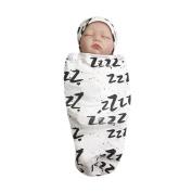 Yuan Newborn Baby Swaddle Blankets Wrap Sleeping Bag Kids Sleep Sack Stroller Wrap