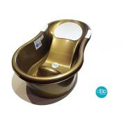 dBb Remond Small Bathtub with Inbuilt Transat, Gold