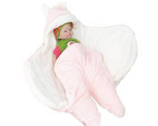 Baby Sleeping Bag Sack Swaddle Pyjamas 2.5Tog for 0-18 months Autumn And Winter Cotton Newborns Thicker Separate legs Blanket ZYS