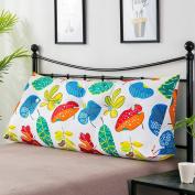 Fine Quality Cotton Triangle Bedside Reading Large Back Cushion Waist Pillow, Size (L * W * H) 150cm * 23cm * 50cm
