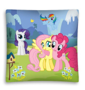 My Little Pony Colours Decorative Cushion Cover Pillow Case Home Decor