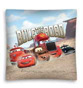 Cars McQueen and Friends Decorative Cushion Cover Pillow Case Home Decor