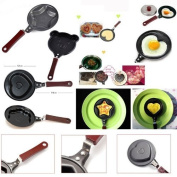 Arpoador Mini Non Stick Egg Frying PANCAKES Kitchen Kid Children Pan Housewares Cauldron