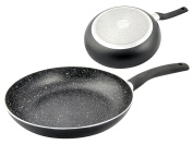 Top Quality Premium Frying Pan Master Class Non Stick Ceramic Marble Coated Cast Aluminium Non Stick Fry Pan