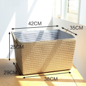 Simple Dirty Clothes Basket Large, Toys, Snack Clothes Storage Box,Figure 2