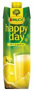 Happy Day Grapefruit 100%, No Added Sugar, Tetra – 1L [Misc.]