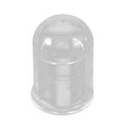 DealMux Plastic Home Coffee Shop Cylinder Design Toothpick Container Holder