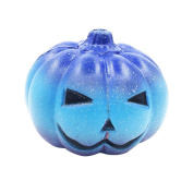 huichang New Style Exquisite Galaxy Pumpkin Scented Charm Slow Rising 7cm Kids Toys