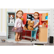 Brand New Our Generation Healthy Paws Vet Clinic Playset Christmas Gift