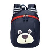 Kids Cute Cartoon Backpack - Kootk Toddler Daypack Prechool bags Boys Girls Rucksack Animal School Bag Backpacks Bear Navy
