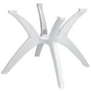 Y-Leg Pedestal Outdoor Table Base - Amazon Green - Lot of 5
