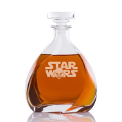 Star Wars Engraved Madison Decanter