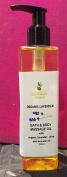 Organic Lavender Bath & Body Oil 250ml