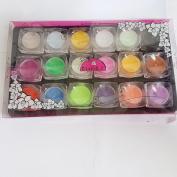 18 Acrylic Nail Powders