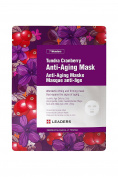 Leaders 7 Wonders Anti-Ageing Cleansing Mask, Tundra Cranberry