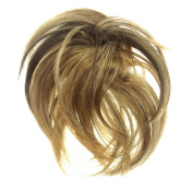 New Style Hair Extension Scrunchie Up Do Down Do Spiky Twister In New Honey Blonde Brown Mix