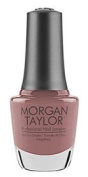 Morgan Taylor Nail Polish Matadora Fall Collection 2017 - Mauve Your Feet