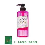 Kose Jal'aime Relax Botanical Care Shampoo 500ml - Straight & Sleek