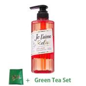 Kose Jal'aime Relax Botanical Care Shampoo 500ml - Soft & Moist
