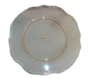 Baci Acrylic Diner Plate, Champagne, 33 cm