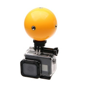 Zhhlinyuan Camera Used Floaty Buoyancy Ball Waterproof Device Sports Watersports Diving Snorkal for Xiaoyi Hero
