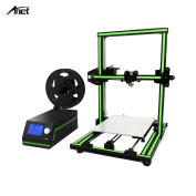 Anet E10 3D Printer DIY Kit Partially Assembled Multi-language Software Aluminium Alloy Frame Super Building Volume 220*270*300mm with 8GB TF Card