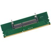 SummerYoung DDR3 Laptop to Desktop Memory RAM Adapter Connector Converter