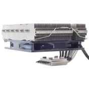 SilverStone Technology NT06-PRO-V2 Compact 82mm Tall CPU Cooler Version 2
