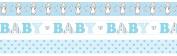 Ursus 58810015 Masking Tape Baby Boy 3 Rolls 15 mm x 10 m
