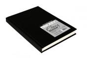 SG Education DR 813880400 Daler Ebony Hardback Sketchpad, A4 size