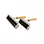 SG Education CR 349152 Create Lino Roller with Wood Handle, 10 cm Size